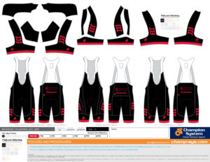 Bib Shorts - Black