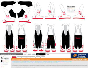 Bib Shorts - White