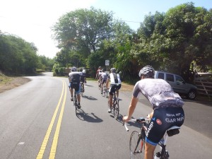 Recovery ride