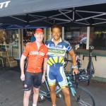 Me and Flecha at Maui Cyclery